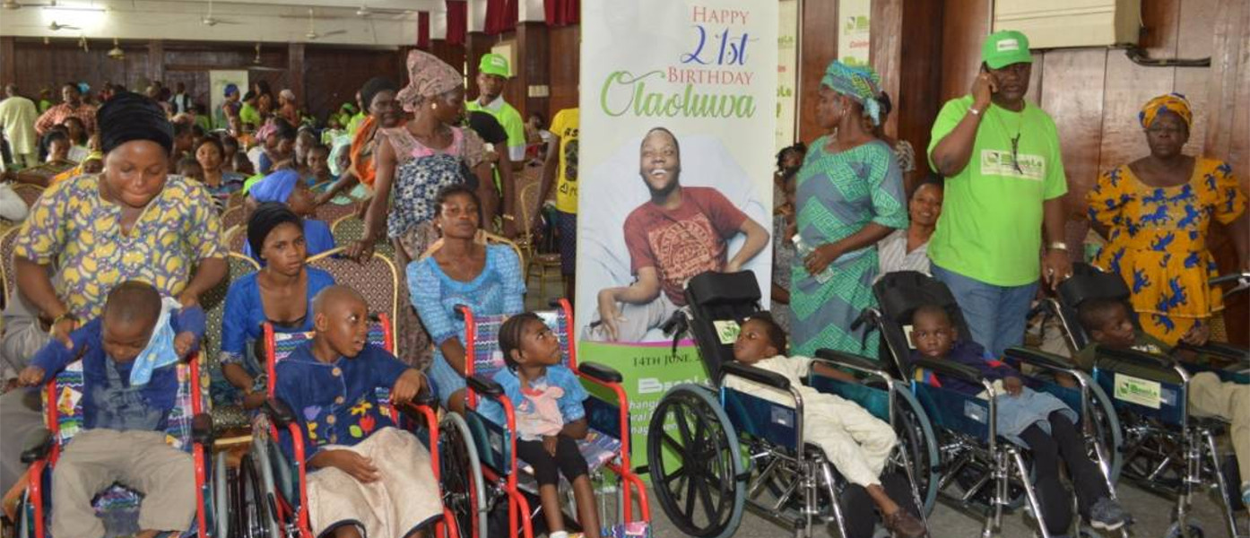 Benola Cerebral Palsy Initiative - Images